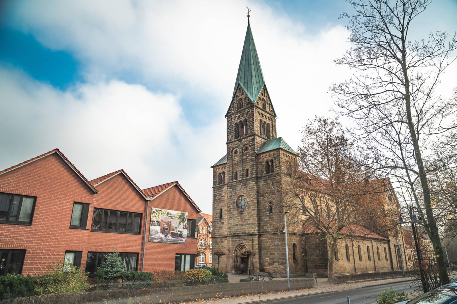 Pfarrei St Petrus Wolfenbüttel