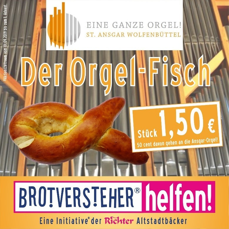 Orgel-Fisch