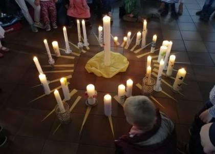 Rückblick: Tauferinnerungsfeier am 14.09.19